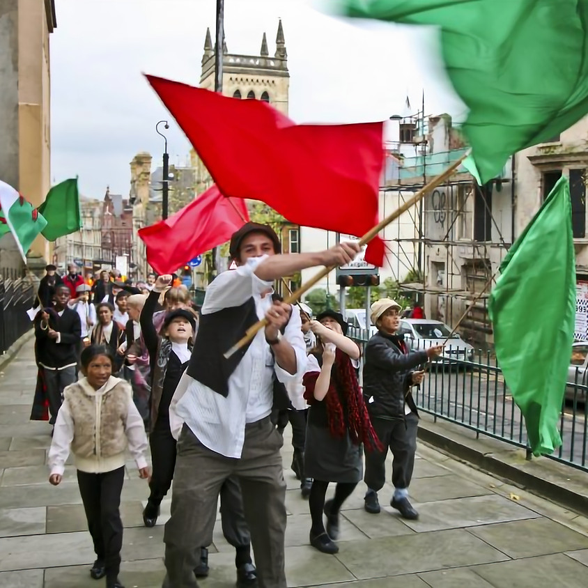 Schools Chartist Celebration at St Woolos Cathedral
