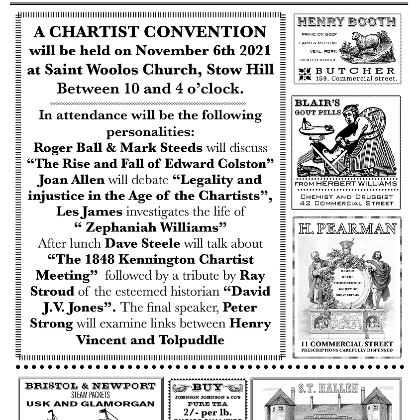 Chartist Convention 2021
