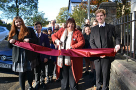 Chartist Trail Opening