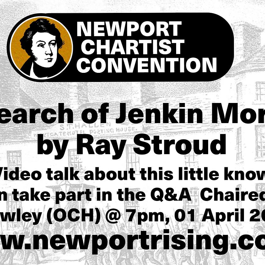 In Search of Jenkin Morgan
