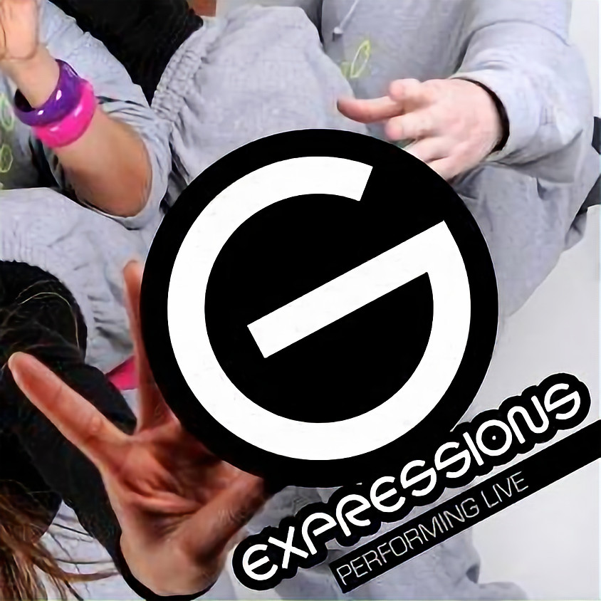 G Expressions - selected performances from 'In Da House'
