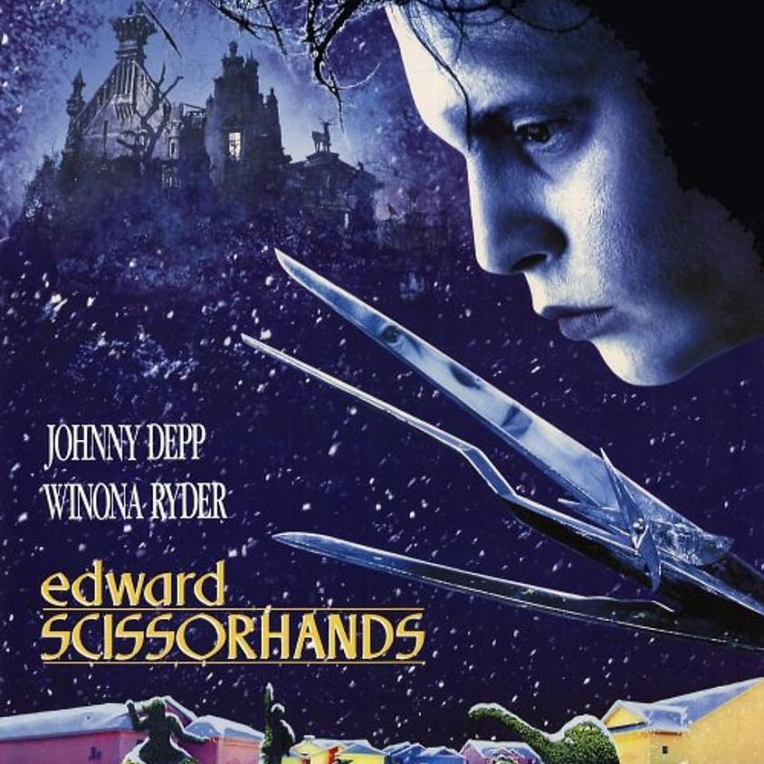 Edward Scissorhands - Pop up cinema at the Westgate Hotel