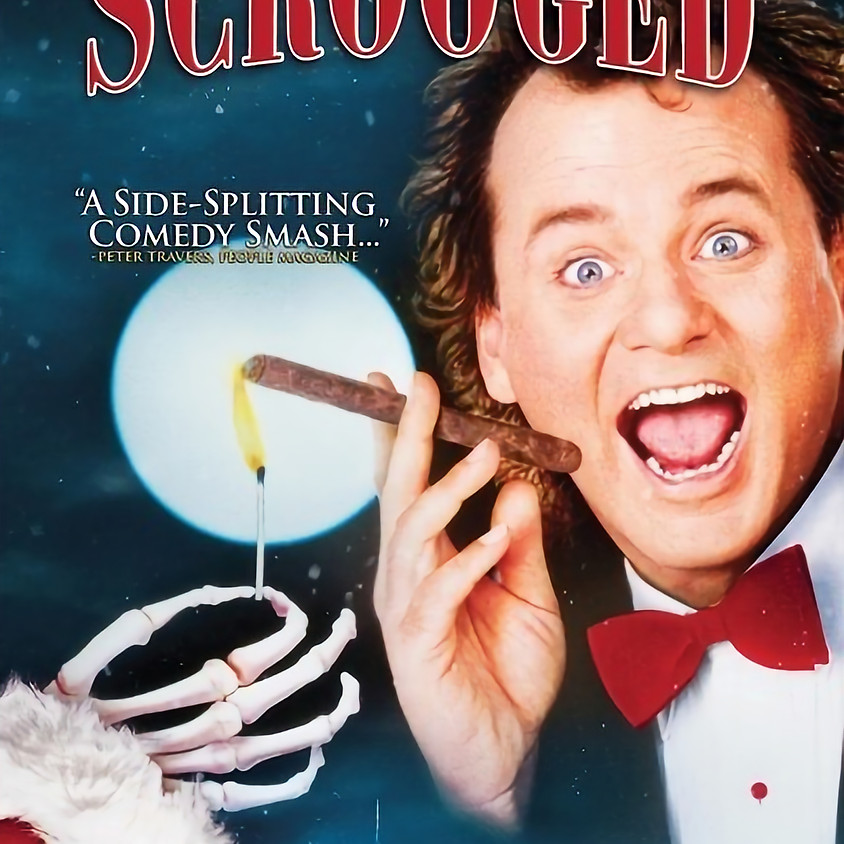Scrooged - Pop-up cinema at the Westgate Hotel