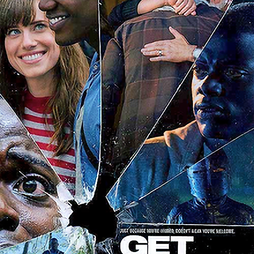 Panel discussion with special guests - discussing Jordan Peele's film 'Get Out'