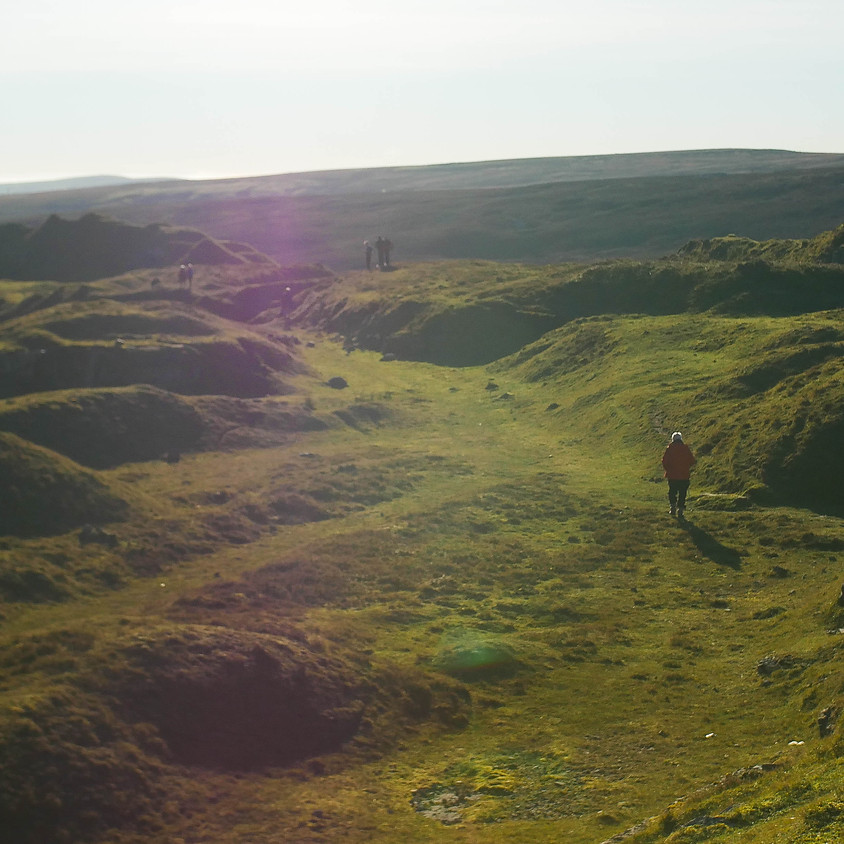 Guided Walk to the Chartist Caves