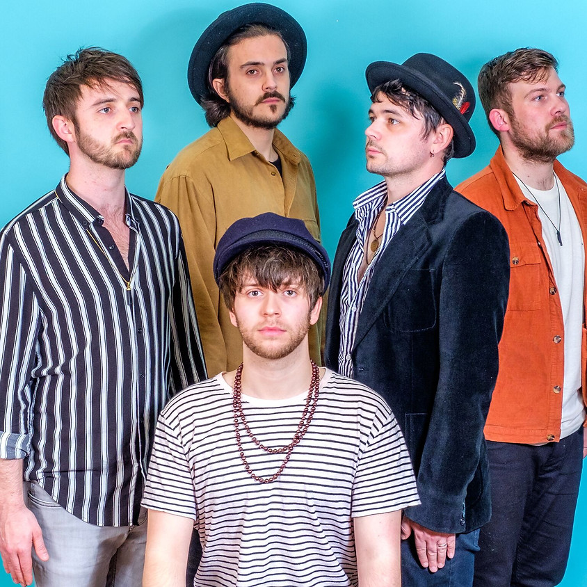 Rusty Shackle play the RISE stage at The Gallery Space with support from Upbeat Sneakers and Chroma