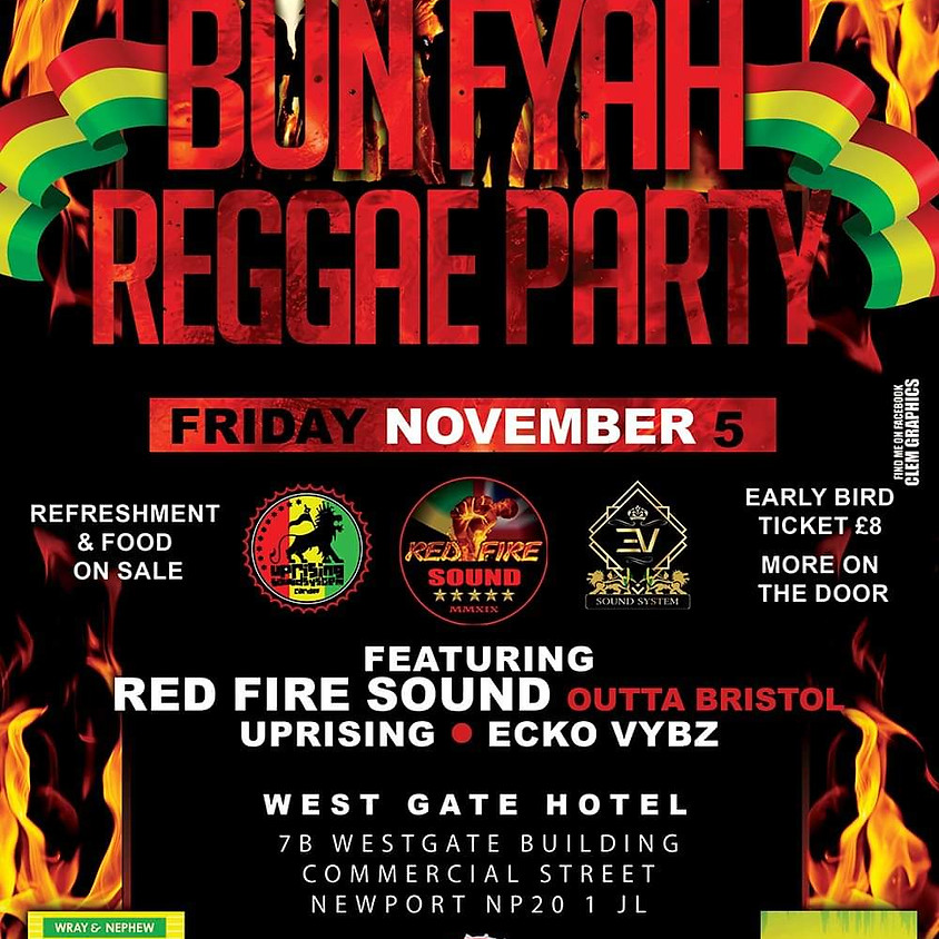 Reggae Party at the Westgate Hotel
