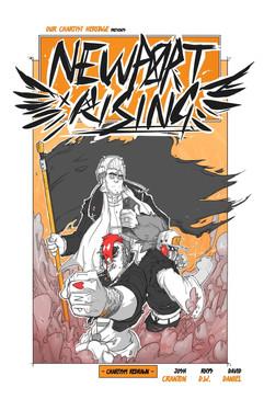Newport Rising: Chartism Redrawn