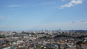 マンション屋上から晴れの日の写真を撮ってみました。