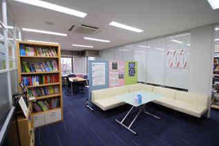 ★自習室入り口