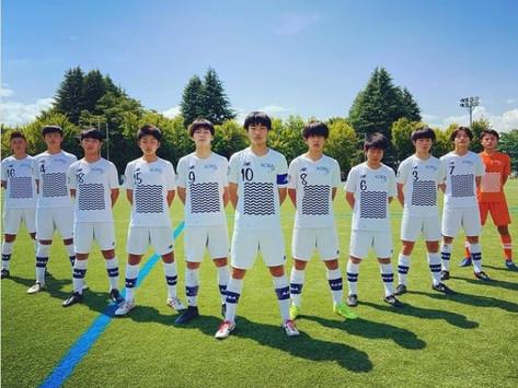 【クラブユース東北大会2回戦】
