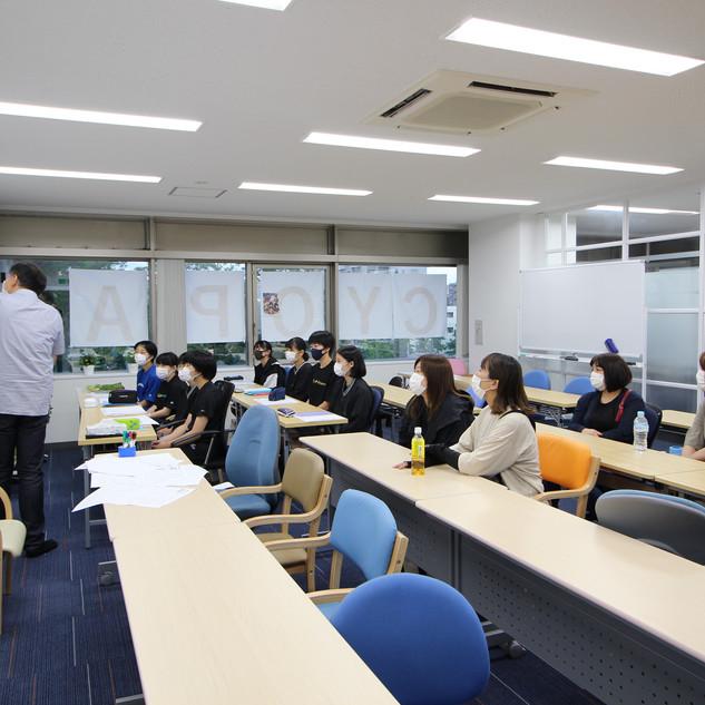 講師三浦先生の授業風景2
