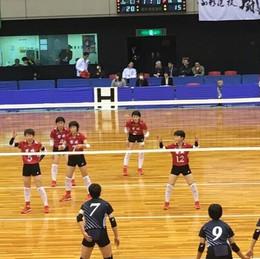 予選リーグ初戦!