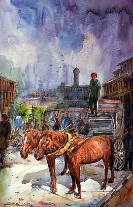 Story of Old Dhaka 2
