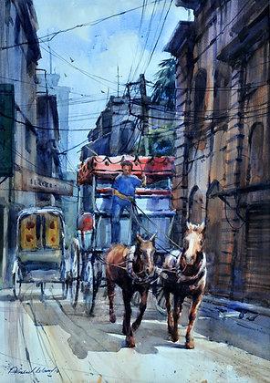 Street of Old Dhaka 4