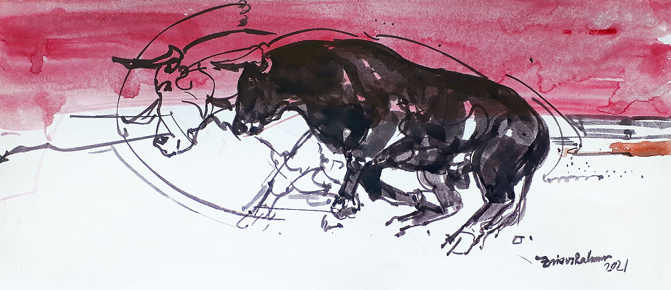 Nature and the Bull 6