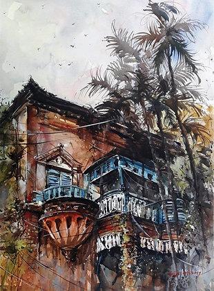 Heritage of BK Das Road, Old Dhaka