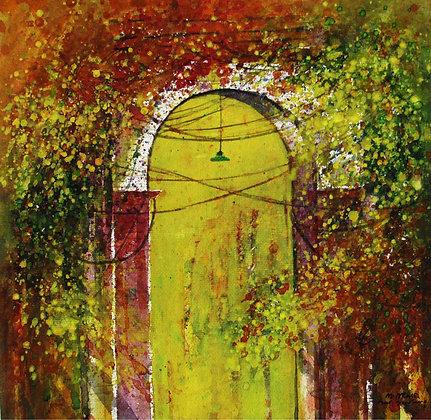 Shahidullah Hall Gate