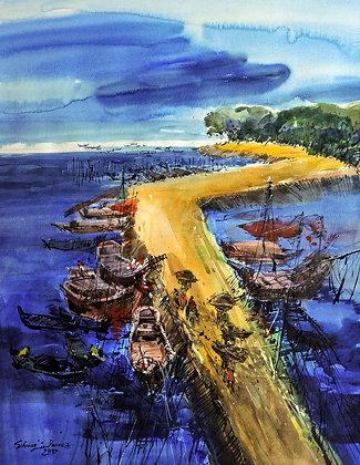 Boat of Bangladesh