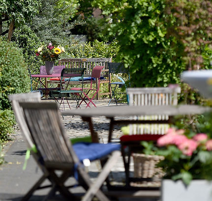 Garten Alter Bahnhof Erkrath