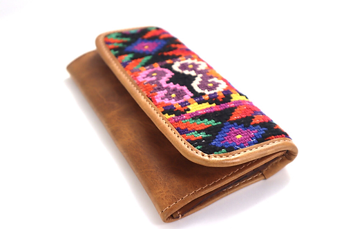 Mayan Leather Wallets