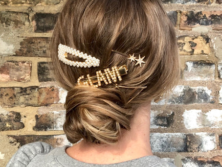 Here's your Holiday Hair Inspo!