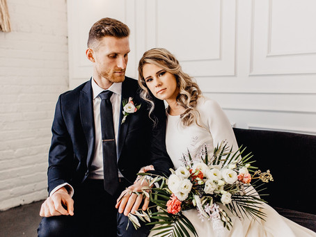 Our Styled Shoot Brings the Boho Glam Vibes