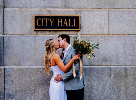 How one Chicago Couple Achieved Small Wedding Goals!