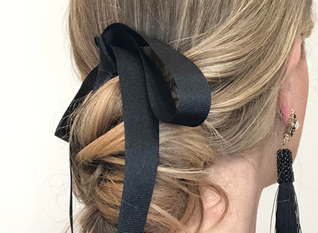 Here is your Holiday Hair Inspiration!