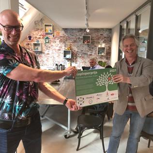 Quercus Boomexperts wint Koploperprijs Aa en Hunze, Borger-Odoorn en Tynaarlo