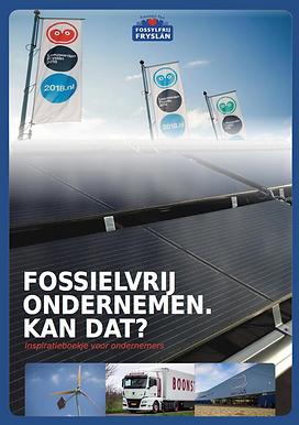 Cover Inspiratieboekje Fossielvrij Onder