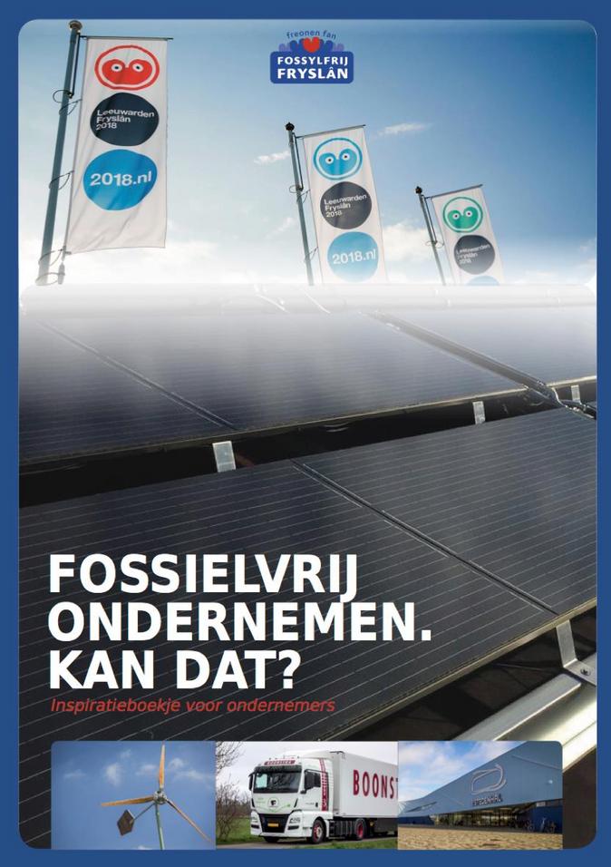 Gratis digitaal inspiratieboekje fossielvrij ondernemen!