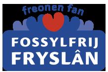 Website Fossylfrij Fryslân in de lucht