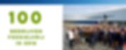 Link naar de website 100 Bedrijven Fossielvrij