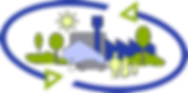 Het beeldmerk van DZyzzion staat symbool van circulaire economie