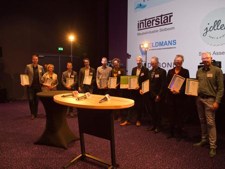 Ultraware en Inducon winnen Koploperprijs