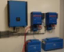 Energieopslagsysteem van MG Energy Systems
