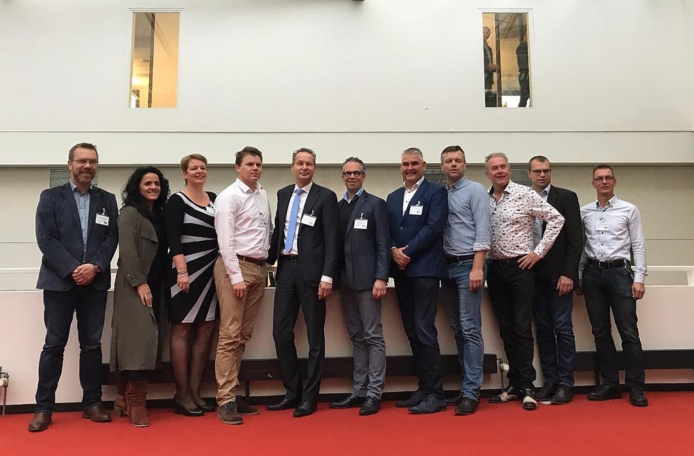 Deelnemers Koploperproject Assen