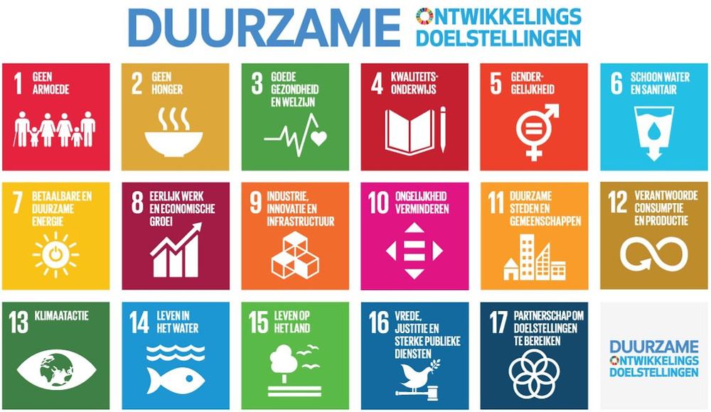 Duurzame ontwikkelingsdoelen van de VN
