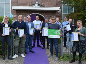Inspirerende afsluiting Koploperproject Noordwest Friesland