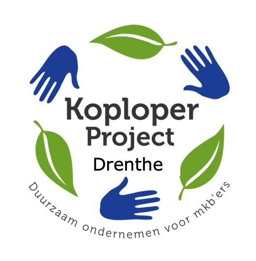 Koploperproject Drenthe logo