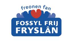 Fossylfrij Fryslan logo