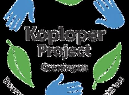 Nieuwsbrief Koploperproject Groningen is  uit