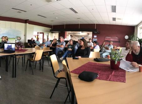 Verduurzaming dorpshuizen Zuidhorn in volle gang