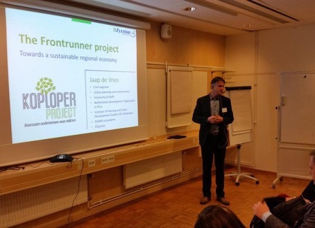 Frontrunner Project op ISO 26000 conferentie