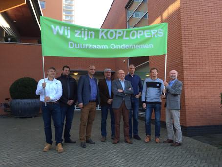 Koploperproject Weststellingwerf los!