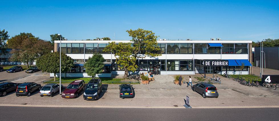 De Fabriek in Leeuwarden