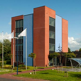 Fossielvrij gebouw Van Wieren & Vellinga