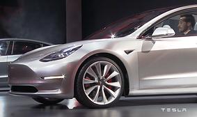 In 2018 komt de Tesla Model 3 op de markt
