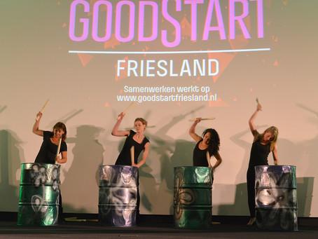 GoodStart maakt een goede start
